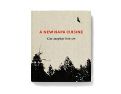 A New Napa Cuisine designed by MGMT.design #cookbook #food #cover #napa #book