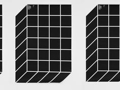 ARTIVA DESIGN #print #city #monochrome #grid #radical #typography