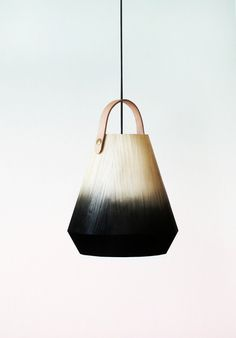 KONKRET | JONAS EDVARD #wood #furniture #lighting #lamp