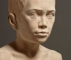 Wood Sculptures by Mario Dilitz – Fubiz™
