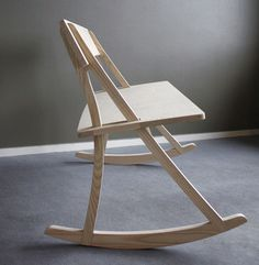 Tumblr #chair #design #wood #furniture #craftsmanship #work