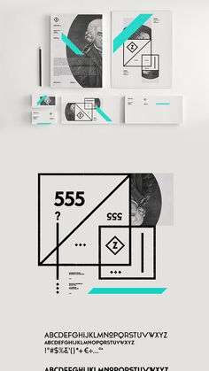 Zdunkiewicz Studio Self Promotion materials #print #design #promotion #self