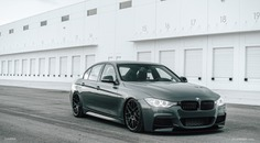 The New BMW 3-series: F30