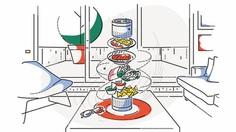 Amazon Alexa local food choices