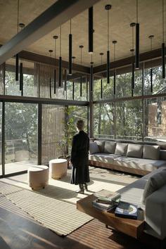 living room / Taller de Arquitectura y Diseño