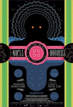 Vulture Premieres the Poster for Cannes Hit Uncle Boonmee, Designed by Chris Ware -- Vulture #illustration #poster #chris ware #cannes #uncl