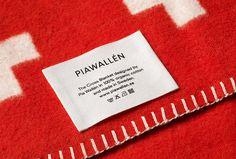 Pia Wallén by The Studio #label #branding