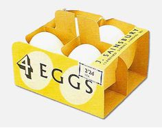 Eggs #packaging