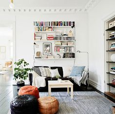 swedish space / sfgirlbybay #interior #design #decor #deco #decoration