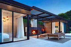 Lavish pool and spa retreat
