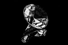 Cracked Diamond