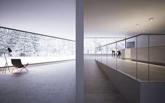 William O'Brien Jr. : Twins #render #interiors #architecture #visualization #wojr