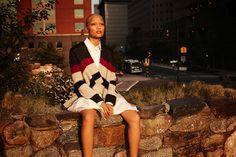 Charlotte Carey by Kristiina Wilson for City Magazine #fashion #model #photography #girl