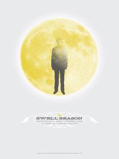 Swell Season - Gig Poster