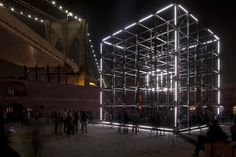 Architecture Photography: Origin / United Visual Artists Origin / United Visual Artists (1) – ArchDaily #architecture