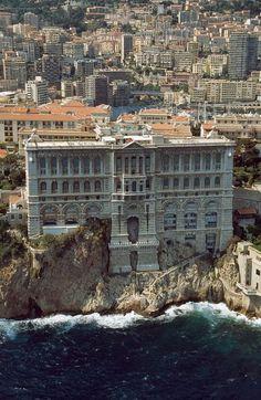 CJWHO ™ (Grimaldi Palace Monte Carlo, Monaco The...) #monaco #monte #landscape #grimaldi #luxury #architecture #palace #castle #carlo