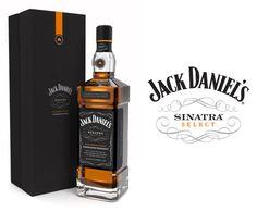 Jack Daniel\'s SinatraSelect   The Dieline