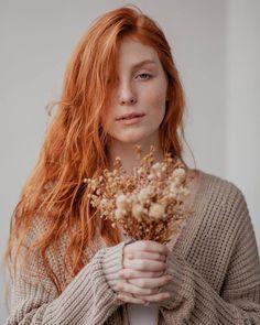 Gorgeous Female Portrait Photography by David Ludolf