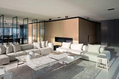 N Apartment / Pitsou Kedem Architects