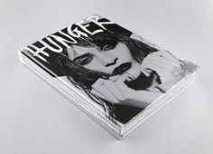 Helena x Hunger #layout #magazine