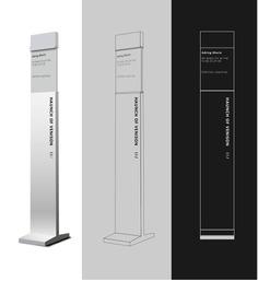 Wayfinding | Signage | Sign | Design | 纯色导视标识牌