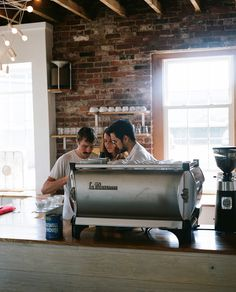 Tandem Coffee Roasters #maine #portland