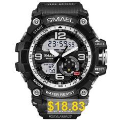 SMAEL #Men's #Analog #Digtal #Sport #Wrist #Watch #- #MULTI-K