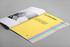 HEYDAYS Recent Projects Special #layout #colors #book