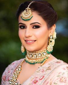 dulhan makeup for wedding 2020