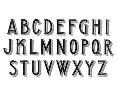 Jessica Hische #hische #alphabet #jessica #type #typography