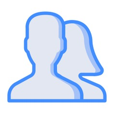 See more icon inspiration related to user, woman, social, avatar, people, profile and ui on Flaticon.