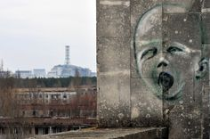bp1.jpg 990×657 pixels #radiation #nuclear #art #street #chernobyl