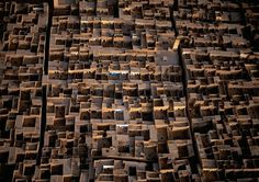 Earth From Above comes to NYC - The Big Picture - Boston.com #courtyards #photography #aerial #morocco