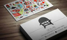 Creative Professional Business card