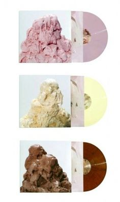 Likes | Tumblr #album #cream #photography #art #ice