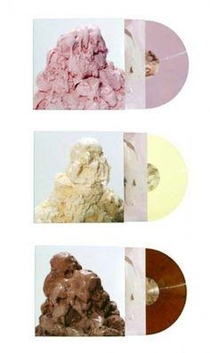 Likes | Tumblr #album #cream #photography #art #ice