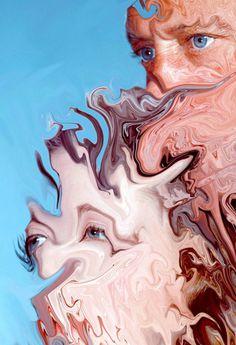 Tyler Spangler | PICDIT #design #glitch #art