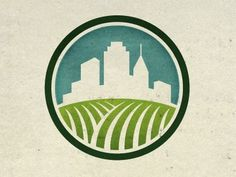 Dribbble - Urban Farming Identity by Steve Hamaker