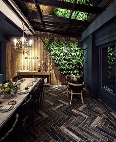 A Good Place to Enjoy a Cup of Coffee - InteriorZine
