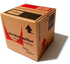 Herman Miller box blocks packaging