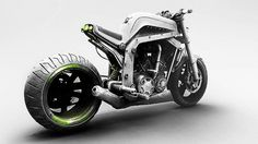 Slugger01 on the Behance Network #slugger #motorcycle #rendering