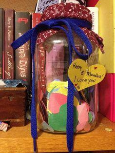 50+ Cute Mason Jar Craft Ideas #mason #bottle #jar #craft #homemade #diy