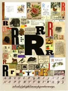 The Letter R Silkscreen Print by Sir Peter Blake Buy Online – Authenticity Guaranteed #peter #blake #art #typography