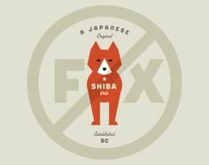 Caliber Creative #japanese #shiba #fox