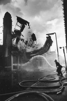 Tumblr #collapse #explosion #building