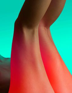 Neon Colors: Cosmic Fashion Photography by Slava Semeniuta