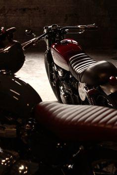 motorcycle, Honda CB350