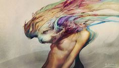 Paintings by Ryohei Hase #arts #illustrations #inspirations