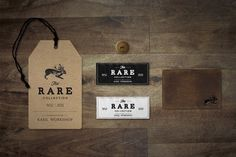 KASIL WORKSHOP #walnut #packaging #design #retro #graphic #label #hang #wood #tag #vintage #fashion #denim #rabbit #jeans