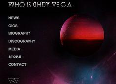 N _ M #interactive #moda #web #planet #no #typography